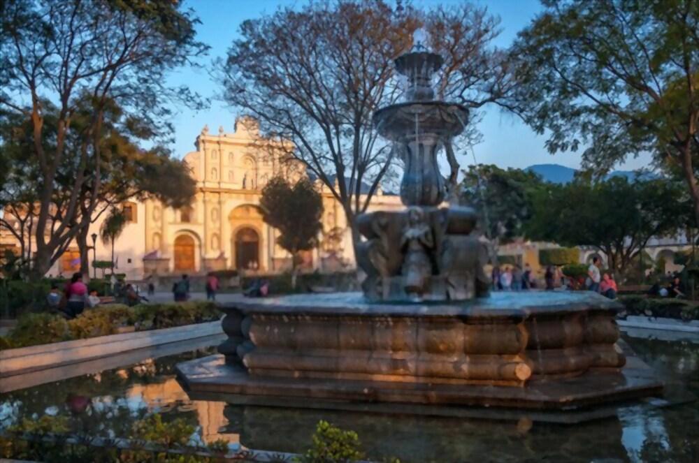 Plaza Central Antigua Guatemala