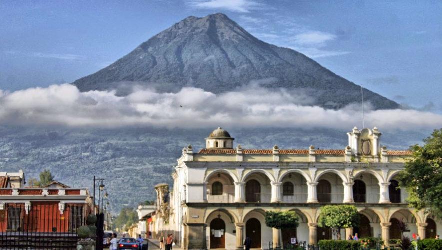 palacio de los capitanes antigua guatemala