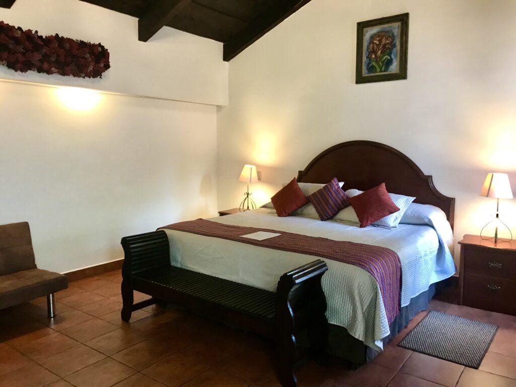 Alojamiento en Antigua Guatemala