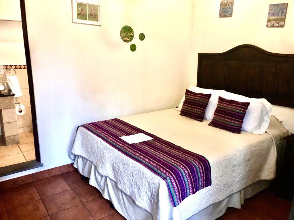 Habitación sencilla Hotel en Antigua Guatemala
