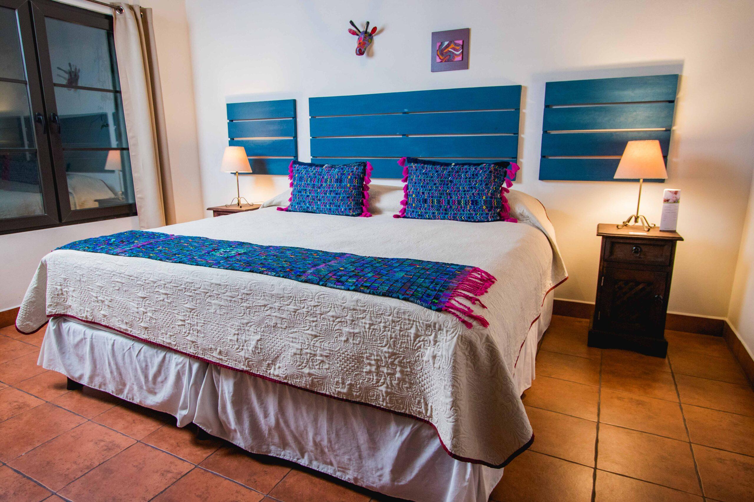 Hotel barato en Antigua Guatemala